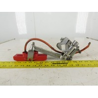 Insul-8 256B 600V 100A #6 AWG Crane Hot Rail Collector Shoe Arm Assembly