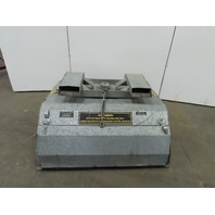 """KDE Forklift Sweeper Attachment Friction Drive 42"""""""