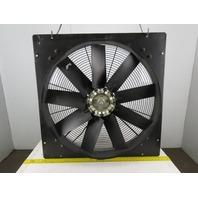 "Eaton Compressor Direct Drive Cooler Fan 230V 3Ph Adjustable Pitch 31"" Diameter"
