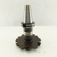 """Seco C-112329 CAT 40 Tool Holder 5-1/4"""" Slot Cutter 3"""" Projection"""