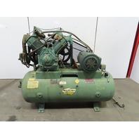Knox-Air/Champion Z-748 20Hp Air Compressor 2 Stage 72 CFM 300 Gal Tank 230/460V 3Ph