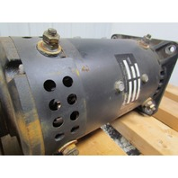 Crown W6ae01 020366 Forklift Drive Motor 24vdc W Electric Brake Sdb7 5 Ebay