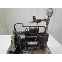 Nachi Fujikoshi 5-1594-99009 13L Hydraulic Pump Unit 200-220 3Ph