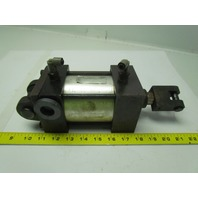 "LIN-ACT A2C-3.25x2-N-2 Pneumatic Air Cylinder 3.25"" Bore x 2"" Stroke"