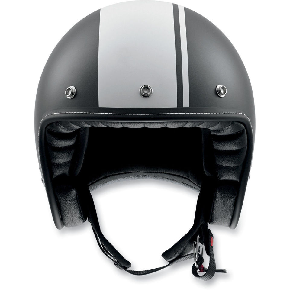 agv cafe racer black & white agv rp60 royal motorcycle riding