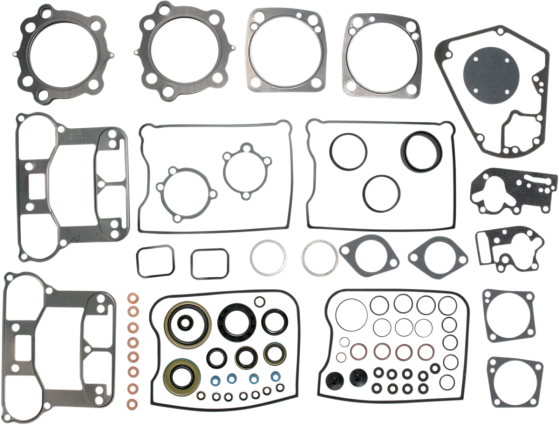 etic 3 1 2 Viton Evo Engine Gaskets 84 91 Harley Dyna Softail Touring Fxr 09340732 on harley tour glide