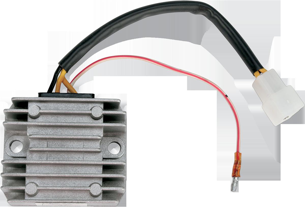 ricks motorsport electrics 10 304 rectifier regulator 78. Black Bedroom Furniture Sets. Home Design Ideas