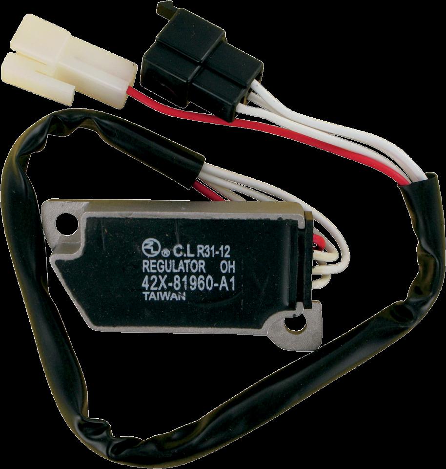 Ricks motorsport electrics 10 407 rectifier regulator 84 for Yamaha credit card phone number