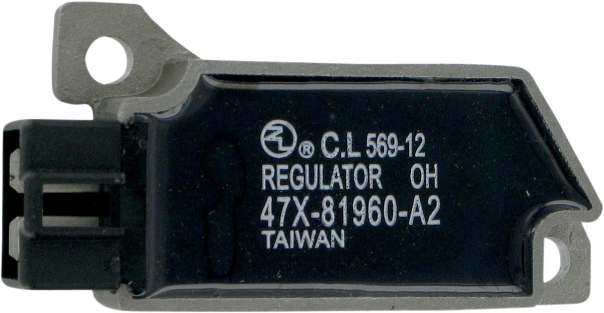 Ricks motorsport electrics 10 417 rectifier regulator 88 for Yamaha credit card phone number