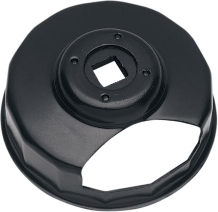 drag specialties black 3 oil filter wrench 01 16 harley. Black Bedroom Furniture Sets. Home Design Ideas