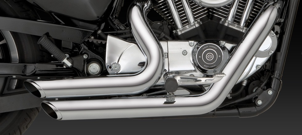 how to change baffles in vance and hines