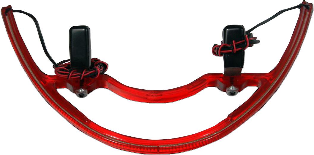 Custom Dynamics Rear Red Led Turn Signal 05 17 Victory