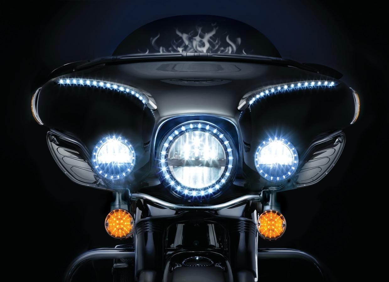 Electra Glide Headlight Trim Ring