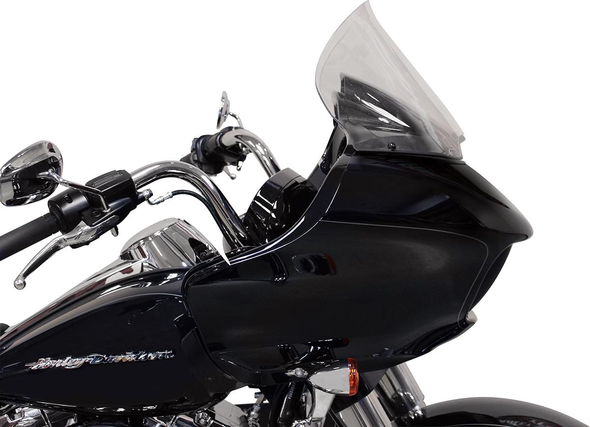 "Touring 12"" Flare Tint Windshield 15 16 Harley Road Glide FLTRX eBay"