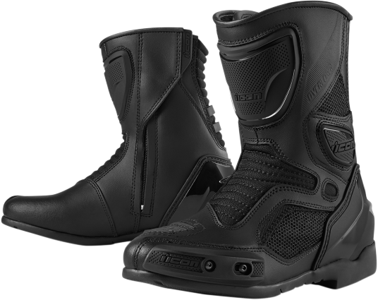 Wonderful Milwaukee Motorcycle Clothing Co Womens Black Riding Gypsy Boots