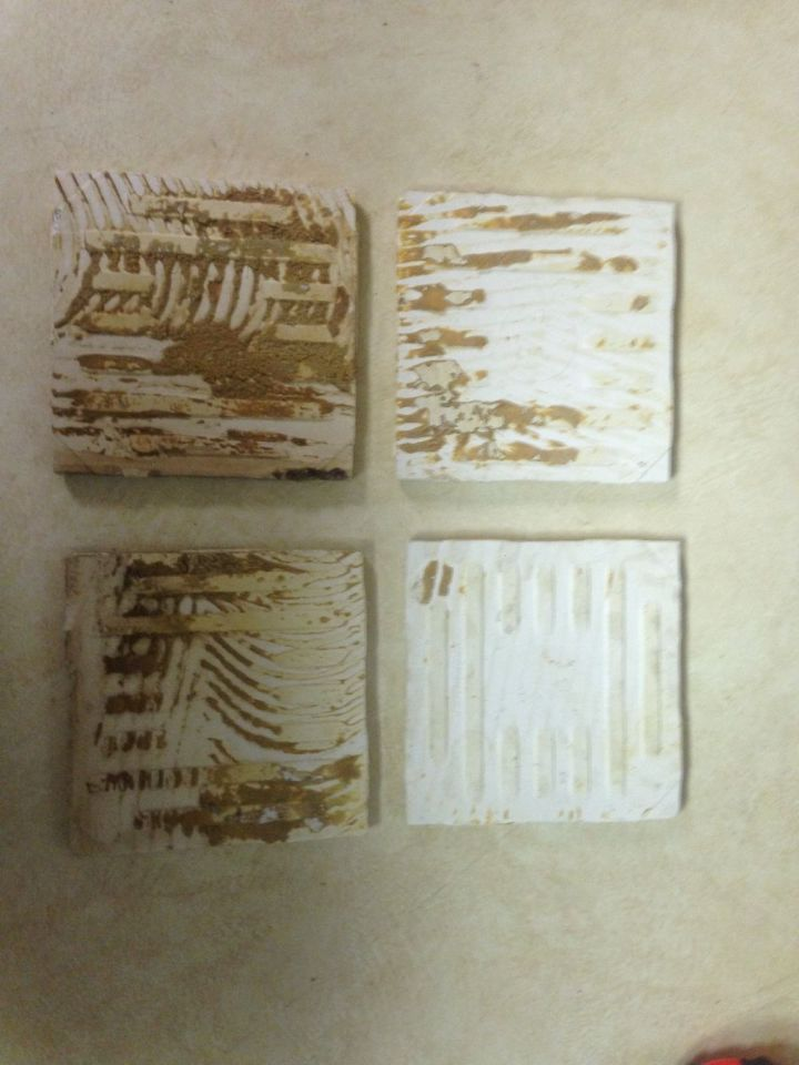 8 Vintage Ceramic Bathroom Kitchen Tile White With Gold Speckle Jt 39 S Cycles
