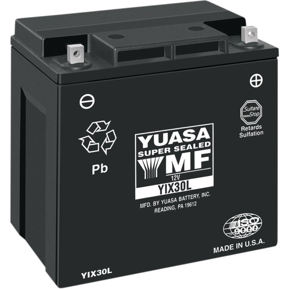 High Performance Agm Maintenance Free Yuasa Battery Atv