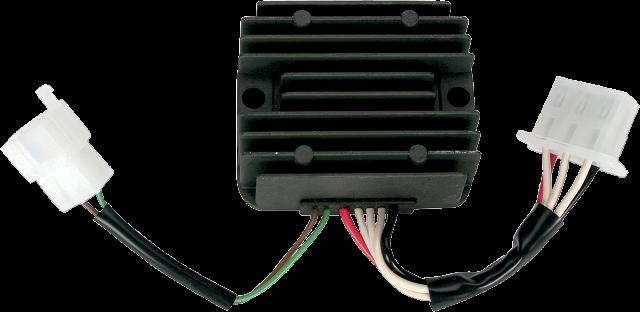 Ricks motorsport electrics 10 410 rectifier regulator 78 for Yamaha motor credit card