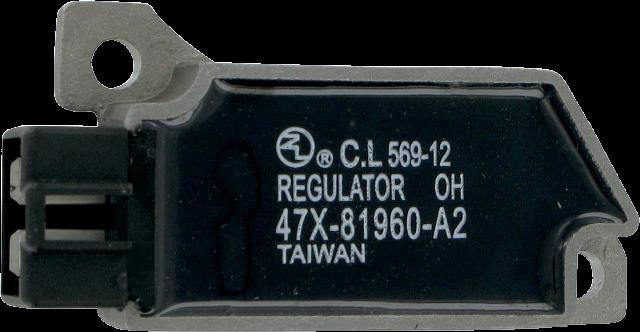 Ricks motorsport electrics 10 417 rectifier regulator 88 for Yamaha motor credit card