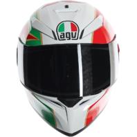 Agv Unisex K3 SV Imola Full Face Internal Sun Shield Motorcycle Street Helmet