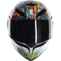 Agv Unisex K3 SV Gloss Dream Time Motorcycle Full Face Street Racing Helmet