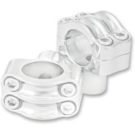 """RSD Chrome Nostalgia 1.5"""" Handlebar Front Riser System For Harley Davidson"""