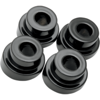 La Choppers 4 Pack 10 Degree Handlebar Riser Bushings 86-17 Harley Dyna Softail