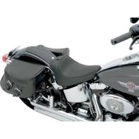Drag Specialties Solo Seat EZ Glide Backrest System Harley 00-07 FXST FLST