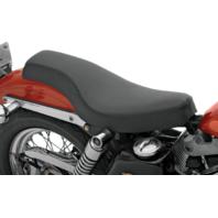 Drag Specialties Spoon Style Vinyl Seat 57-78 Harley Sportster XLT XLH XLCH
