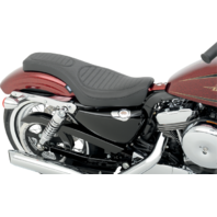 Drag Specialties Spoon Style Classic Stitch Seat 10-19 Harley Sportster XL