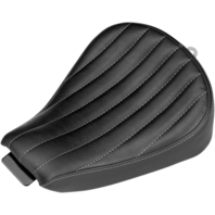 Biltwell Sporty-8 Vertical Stitch Motorcycle Seat Harley Sportster XL 04-15