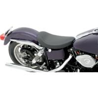 Drag Specialties Low Smooth Vinyl Seat Harley 58-84 FX/FL FXE FXS FLH FLH
