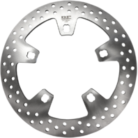"""DP 11.8"""" Steel Front Motorcycle Brake Rotor For 14-18 Harley Touring FLHR FLHX"""