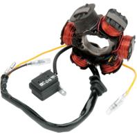 Ricks Motorsport Electrics 21-600H Alternator Stator 88-13 Honda Trx90 Crd50F