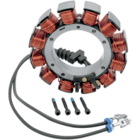 Drag Specialties 38A 12V Motorcycle Stator 99-01 Harley Touring Bagger FLHR