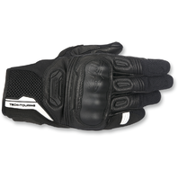 Mens Alpinestars Highlands Pair Leather Motorcycle Riding Street Racing Gloves
