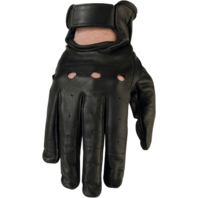 Womens Z1R 243 Leather Motorcycle Biker Street Glove