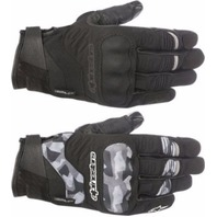 Mens Alpinestars C-30 Textile Drystar Motorcycle Riding Street Racing Gloves