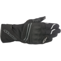 Mens Alpinestars Black Equinox Textile Motorcycle Riding Street Racing Gloves