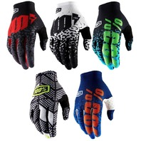 100% Mens Textile Celium Pair Motorcycle Street Riding Off road Racing Gloves