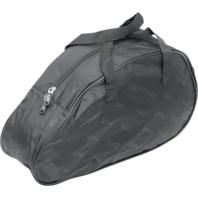 Saddlemen pair black textile saddlebag large teardrop universal liners Touring