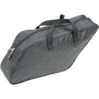 Saddlemen black large saddlebag liner bag for 93-13 Harley FLH FLTR FLHX FLTCU
