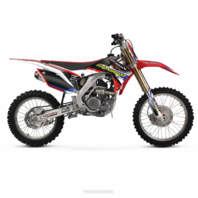 Pro Circuit Red Full Vinyl Off road Graphic Kit for 13-16 Honda CRF250R CRF450R