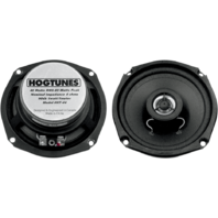 """Hogtunes 4.25"""" Front Replacement Speakers 85-96 Harley Davidson Dressers FLHTC"""