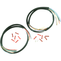 Drag Specialties Extended Handlebar Wiring Harness 82-95 Harley Dyna Touring XL