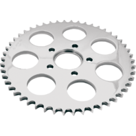 """PBI 1.9"""" 2.2"""" Bore 47T Flat Rear Sprocket for 86-13 Harley Dyna Touring XL FXS"""