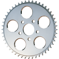 """PBI 1.9"""" 2.2"""" Bore 48T Flat Rear Sprocket for 86-13 Harley Dyna Touring XL FXS"""
