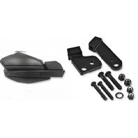 Powermadd Black Handlebar Hand Guard Kit 96-17 Harley Davidson FXSB FXDB FXDWG