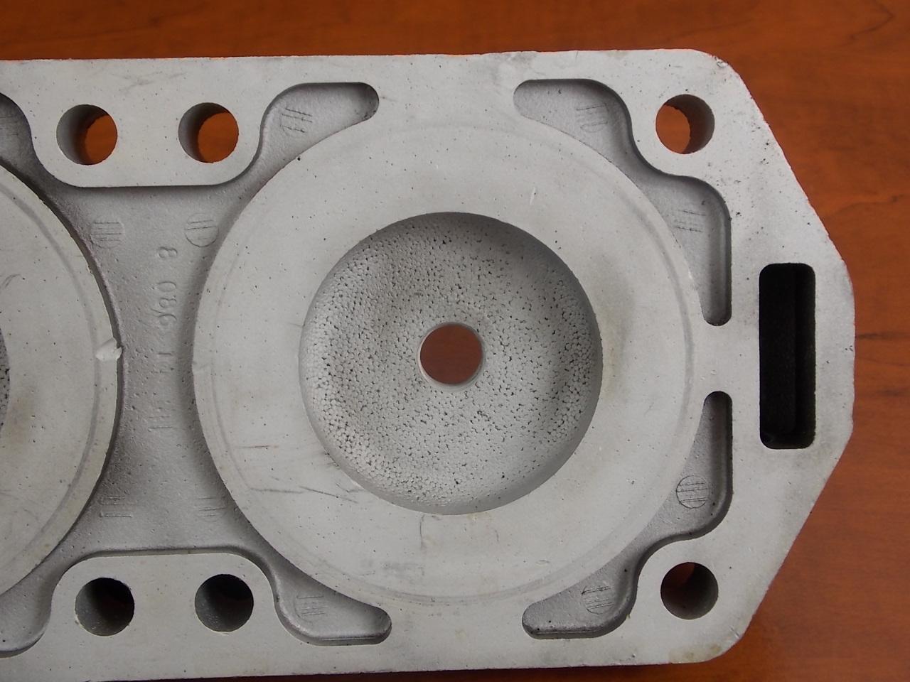 Cylinder Head Design : Mercury cylinder head cover pc design ii