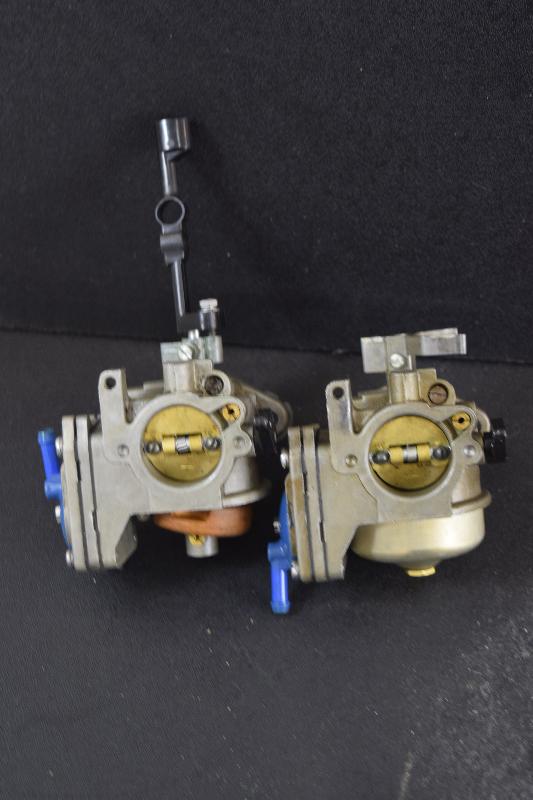 Crb R Refurbished Mercury Carburetor Set A Ba D Ba D Hp Inline on Carburetor For Mercury Outboards